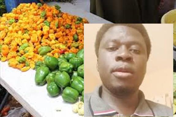 Titulaire de 2 masters, vendeur de piments au marché de Thiaroye : Samba Fall montre d'autres voies aux jeunes