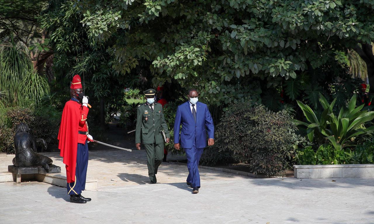 (PHOTOS):1er Conseil des Ministres du nouveau Gouvernement