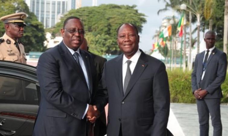 Côte d'Ivoire: Macky Sall a pris langue avec les deux Konan, Bédié et Banny