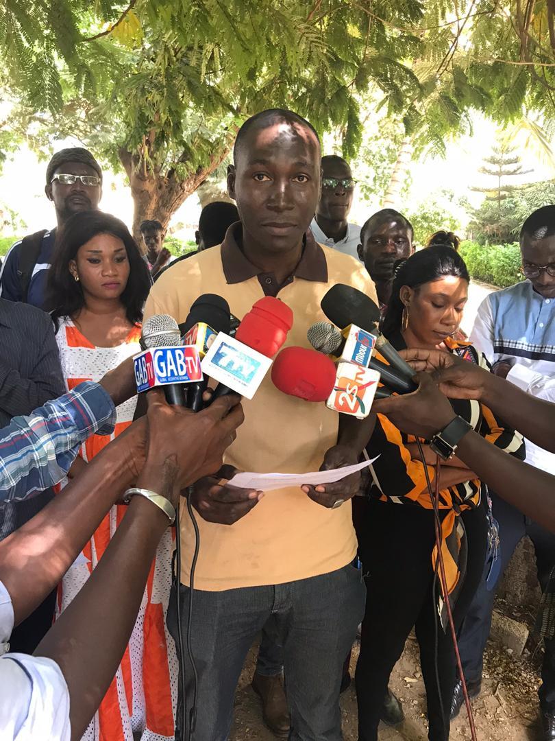 Emigration clandestine: Les jeunes de la majorité présidentielle de Mbour expriment leur regret et invitent la jeunesse à faire confiance aux autorités