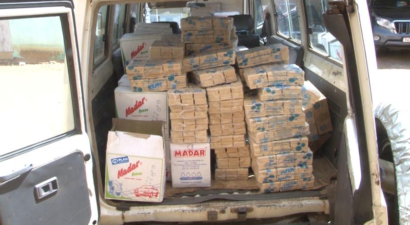 Rentrée 2020-2021: Plan International offre un lot de kits sanitaires d'un montant de 6.507.100 FCFA, d'une manière sensible au genre à Louga