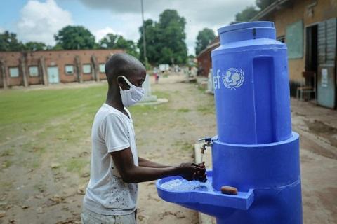 COVID-19 et ouverture des classes: L'UNICEF appuie le Ministère de l'Education nationale pour une nouvelle année scolaire sécurisée