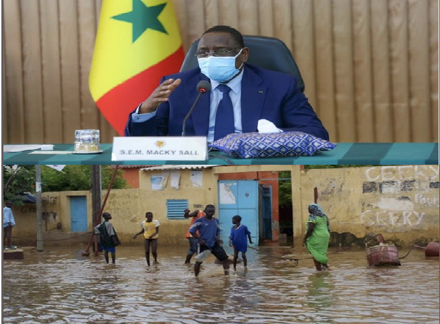 Exécution du plan décennal de lutte contre les inondations : Une absence d'équité territoriale décelée