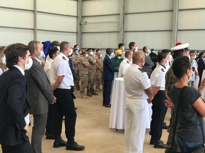 Coopération miliaire franco-sénégalaise: lnauguration ce vendredi de la nouvelle escale aéronautique des EFS