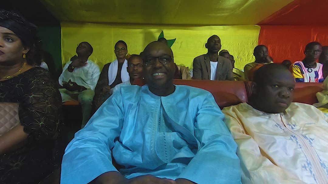 """Moustapha Guèye, DG CROUS Bambey: """" Nous allons mobiliser toutes nos forces pour traduire en actes, la vision du Président Macky Sall..."""""""