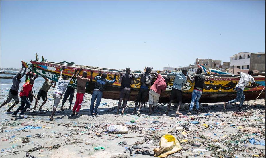 """Rescapé du drame au large du Cap-Vert: """"Nous étions au départ 150, à l'arrivée...66 !"""""""