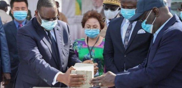 "Diamniadio: Macky Sall mise sur ""Dakar first"", un projet de 207 milliards FCfa pour 3000 emplois"