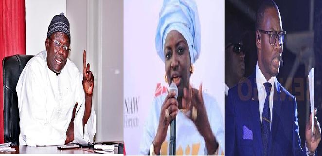 Moustapha Diakhaté, Aminata Touré et Me Moussa Diop: Une mouvance anti-Macky qui se dessine ?