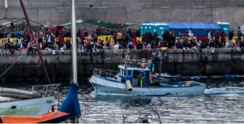 « Les flux de migration entre le Sénégal et le Maroc vers les îles Canaries, atteignent un niveau record » (Euromed droit)