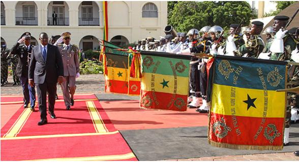 Armée: Première édition de la Journée de solidarité des Forces armées célébrée demain, mardi