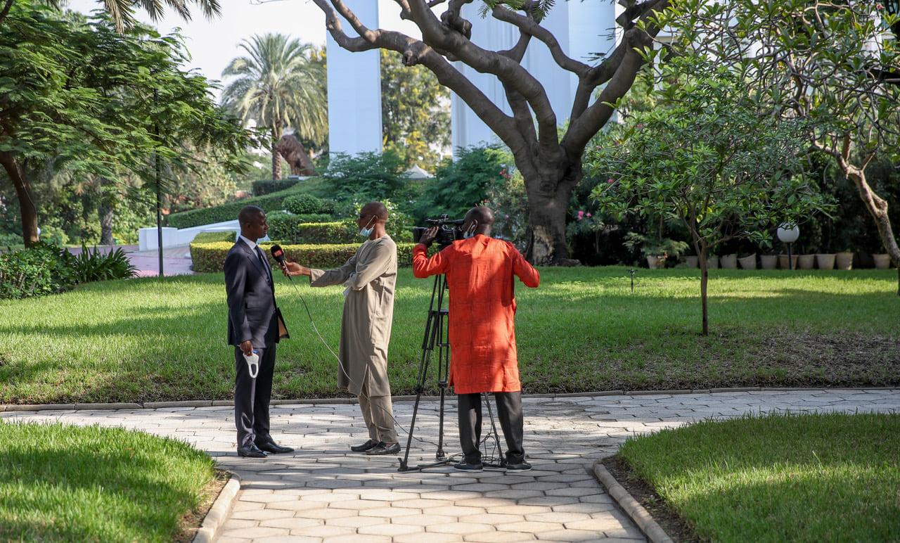 Date des Locales: Le processus est en cours, selon le ministre Antoine Félix Abdoulaye Diome
