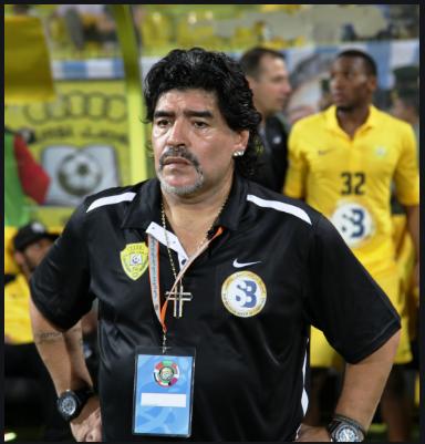 Urgent: Plusieurs médias argentins annoncent le décès Diego Maradona
