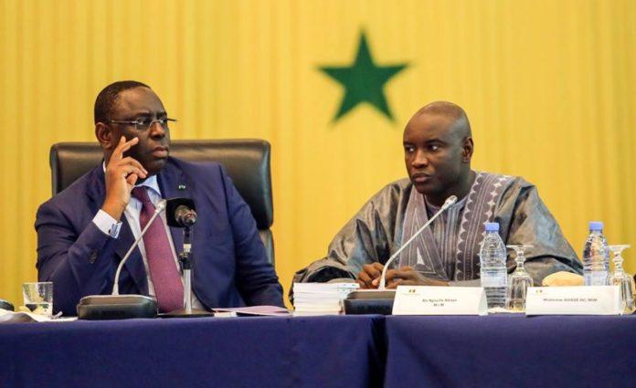 "Audit du Plan Orsec: Macky Sall ""fouille"" Aly Ngouille Ndiaye"