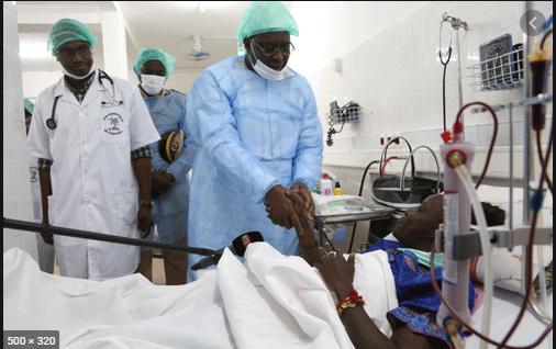 Fonctionnement adéquat des centres publics de dialyse: Macky Sall demande la prise en charge des patients insuffisants rénaux