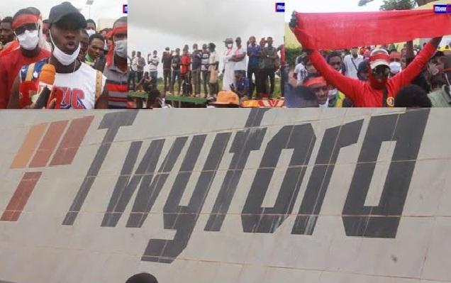 La grogne toujours forte chez les travailleurs de Twyford: ''L'Etat nous a vendus aux Chinois !''