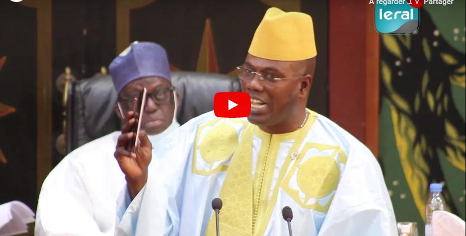 Assemblée nationale: Le one-man-show de Serigne Abdou Mbacké