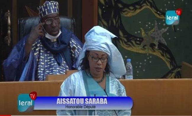 Passage de la ministre Ndèye Saly Diop Dieng: La députée Aïssata Sarr Bâ soulève la violence faite aux femmes, aux talibés