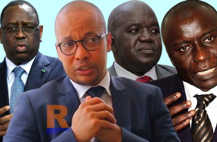 Souleymane Jules Diop : « J'avais dit à Idrissa Seck que son départ du Gouvernement était prématuré »