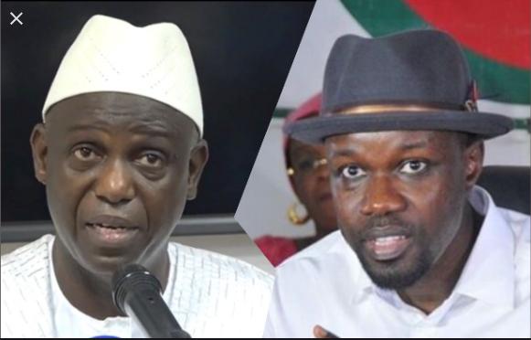 Absence du leader de Pastef à l'Assemblée: Ousmane Sonko fuit-il Mansour Faye ?