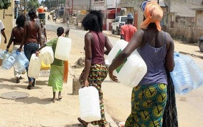 Quatre mois sans eau : Mboro très assoiffée, appelle au secours