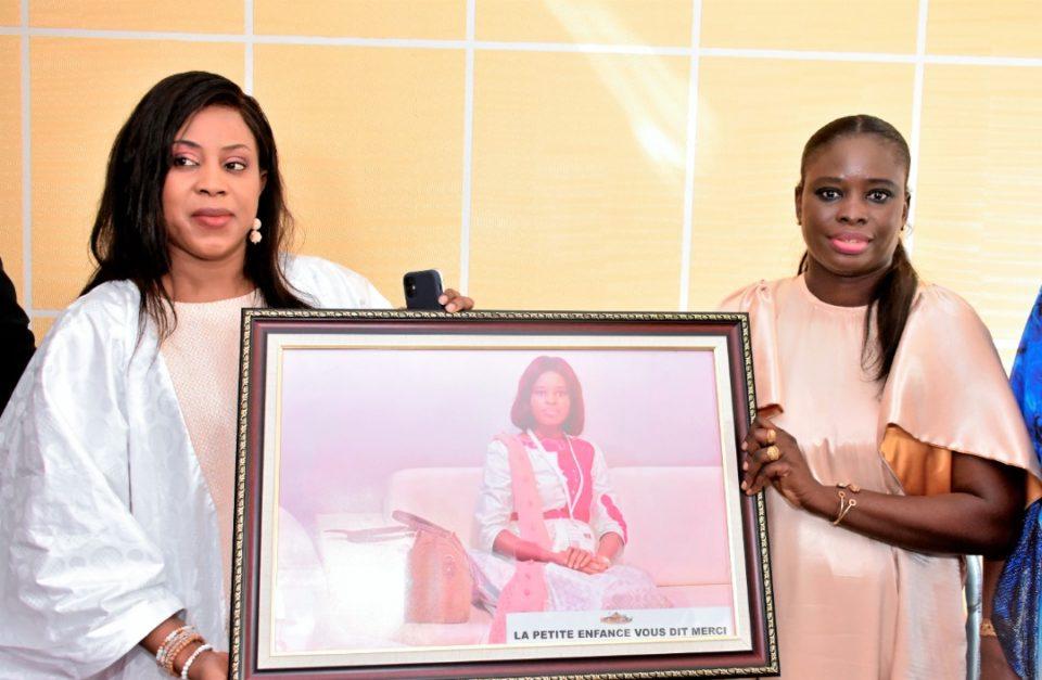Agence nationale de la Petite enfance et de la Case des tout-petits: Maïmouna Cissokho installée officiellement dans ses fonctions