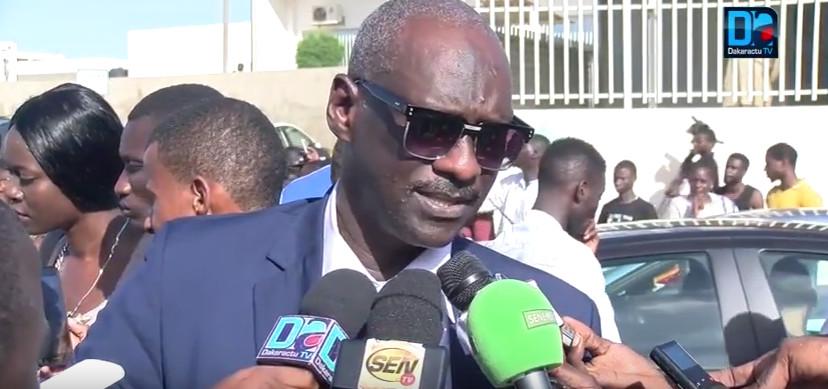 Libération de Pape Abdoulaye Touré et Cie...: Le coup de gueule de Me Cheikh Khoureyssi Bâ