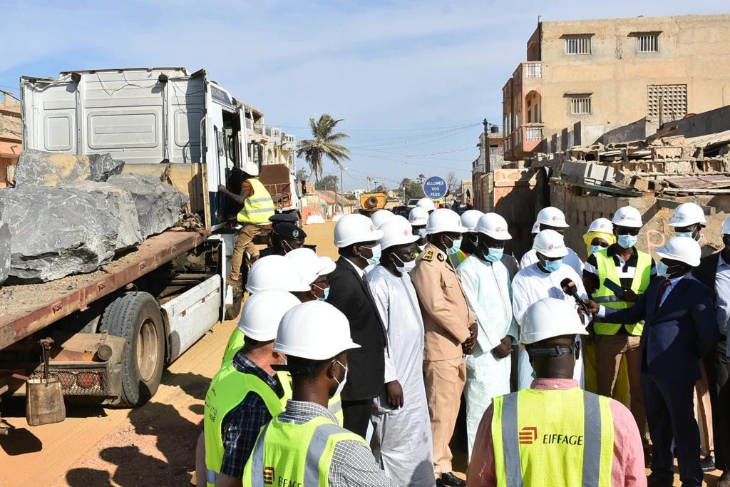 Modernisation des Services déconcentrés: Le SDADL et le SRADL de Louga seront équipés