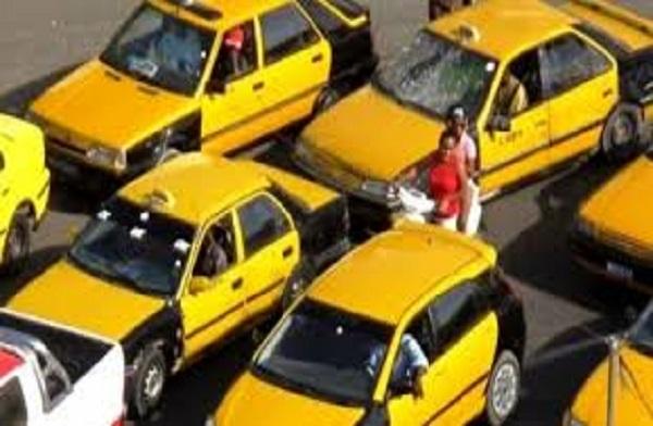 450 millions FCfa alloués par la «Force Covid-19»: 1600 taxis jaune-noir n'ont toujours pas vu la couleur de l'argent
