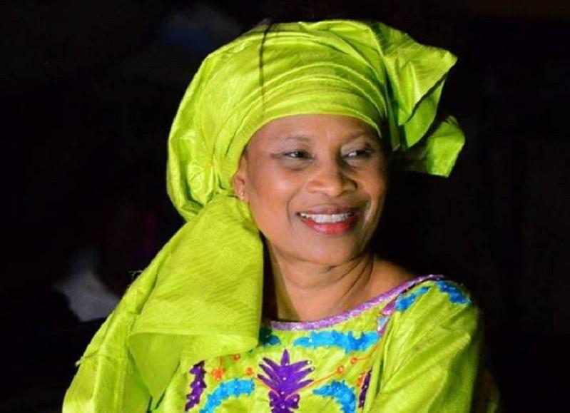 Investiture du président Alpha Condé: Me Aissata Tall Sall a représenté Macky Sall