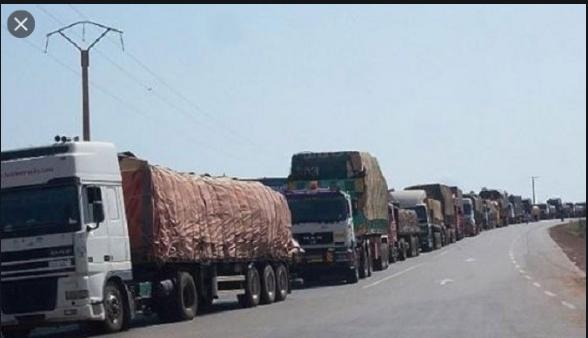 Tracasseries routières: Les gros porteurs en grève illimitée à partir du 25 décembre 2020