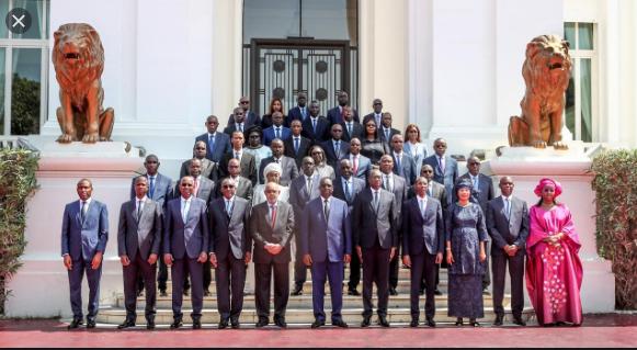 Conseil des Ministres de ce mercredi 16 décembre 2020