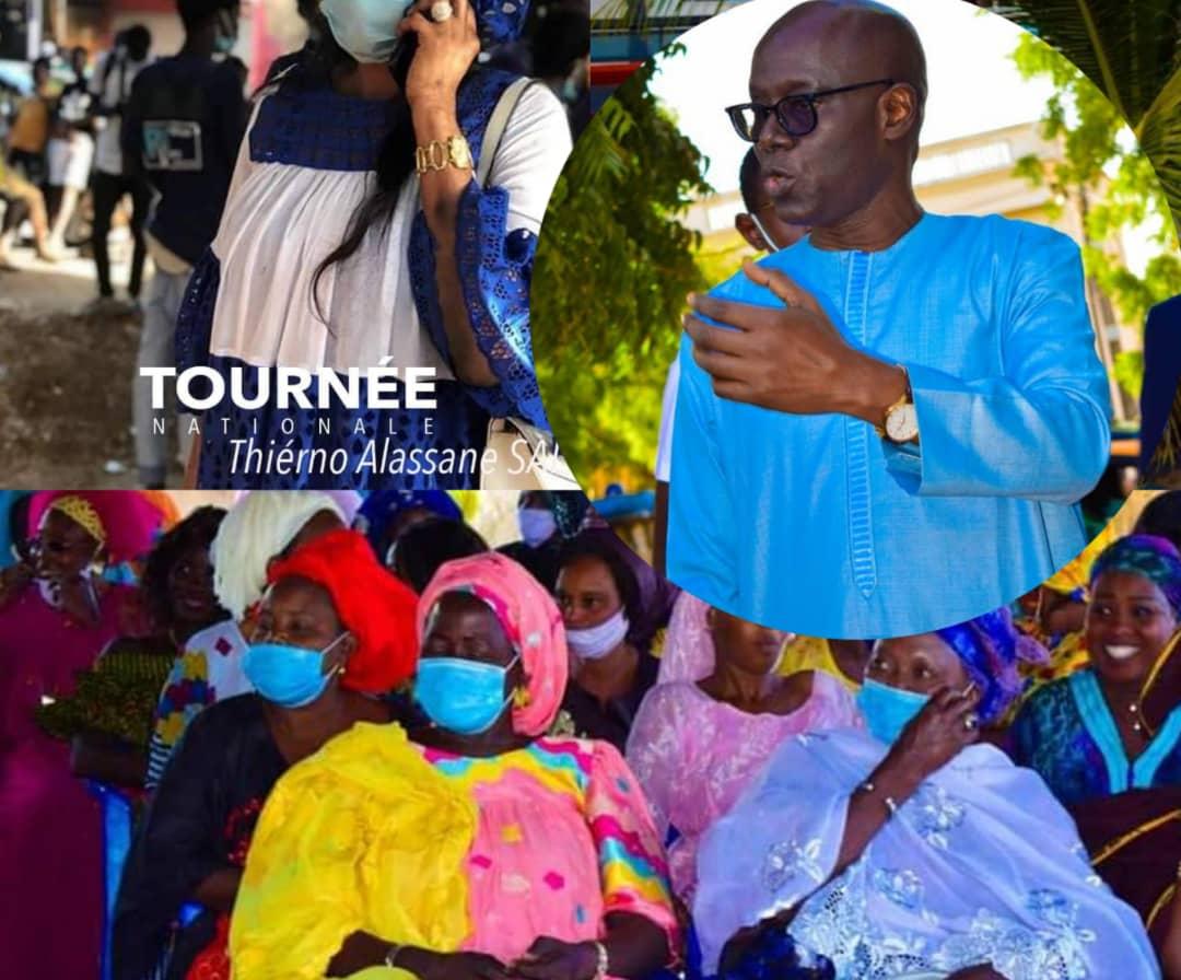 2AS: Thierno Alassane Sall dénonce la souffrance des travailleurs