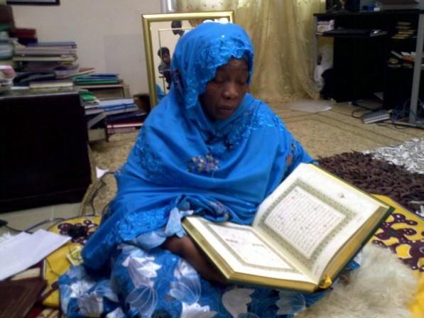Urgent: Médina Baye en deuil, Sayda Mariama Niass n'est plus
