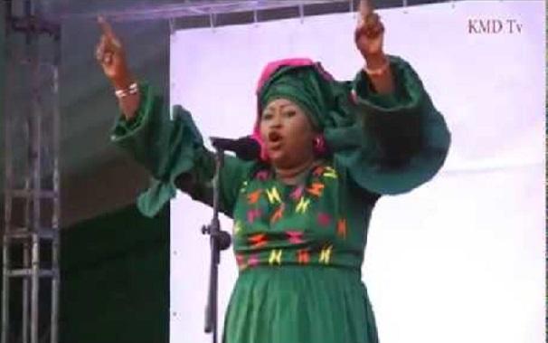 Bradage foncier et agression de l'environnement- La présidente des Femmes de Pastef au combat pour les Maraichers des Niayes