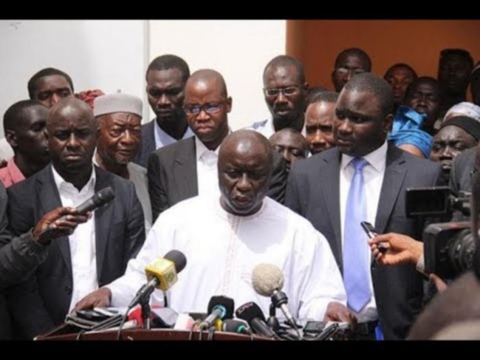 Idrissa Seck a perdu de deux de ses lieutenants Thierno Bocoum et Dethié Fall.