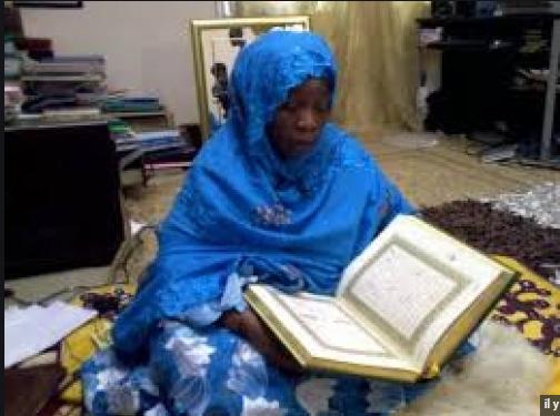Médina Baye: Seyda Mariama Niass repose désormais aux côtés de son père, Cheikh Al Islam
