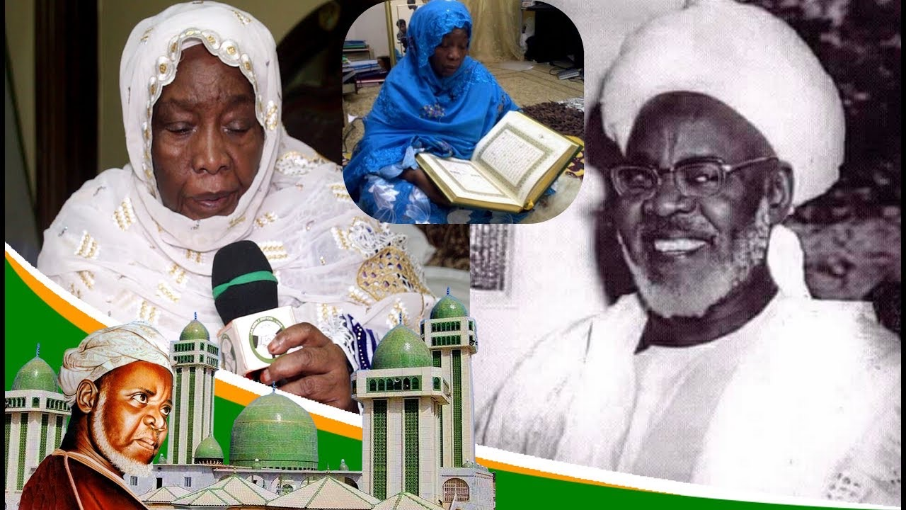 Mamadou Lamine Diallo rend un vibrant hommage à Seyda Mariama Niass