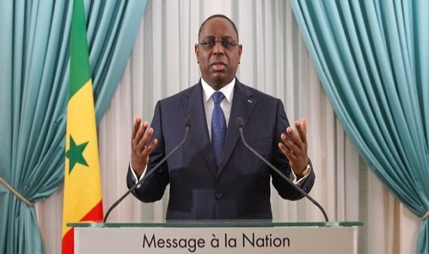 Innovation: Macky Sall face à la presse après son discours à la Nation du 31 décembre
