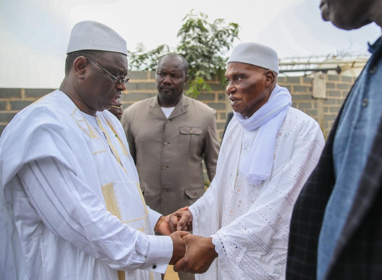 Macky SALL baptise l'Université du Futur Africain (UFA) au nom d'Abdoulaye Wade