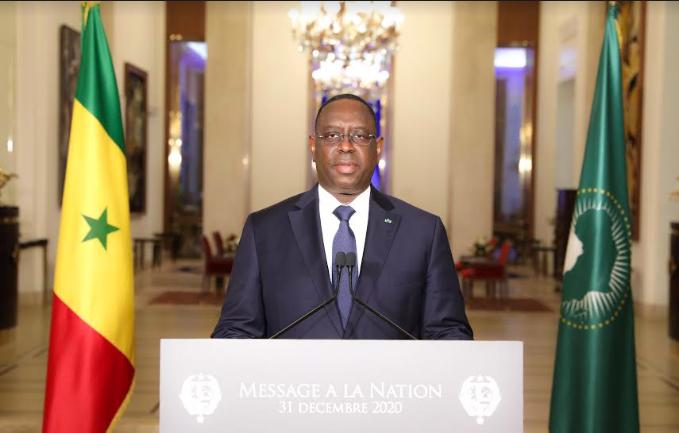 Adresse à la Nation pour le nouvel an: L'intégralité du discours du Président, Macky Sall