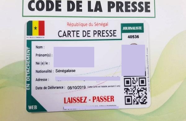 Vers un ouf de soulagement: Le code de la Presse sénégalaise validé dès la semaine prochaine