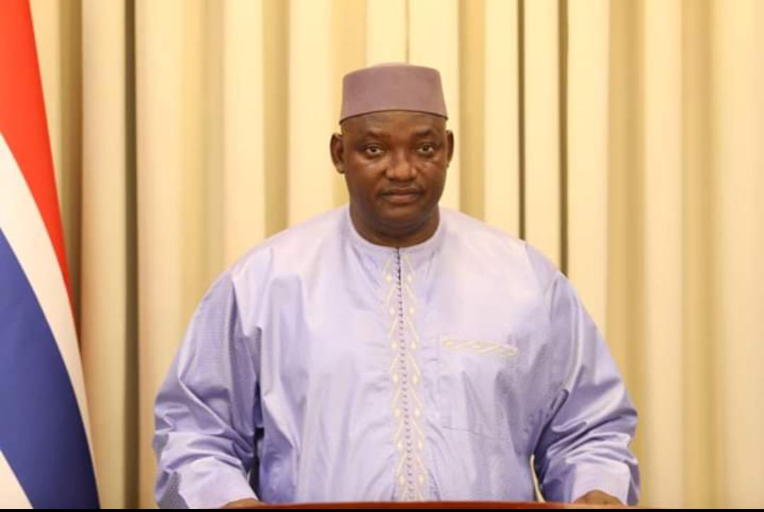 Gambie / Adama Barrow demande une présidentielle apaisée, alors qu'il ne...