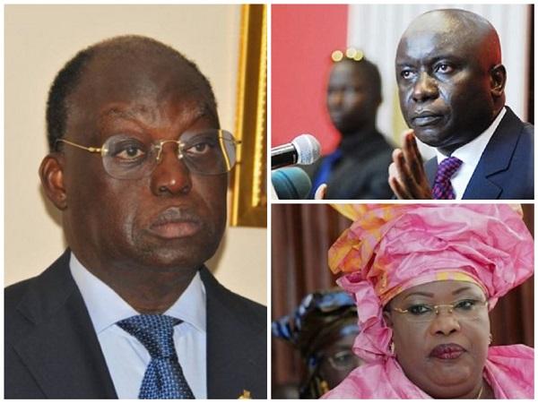 Retrouvaille des libéraux: « Je ne crois pas que le PS et l'AFP vont accepter de se faire marginaliser sous ce prisme », Moussa Diaw