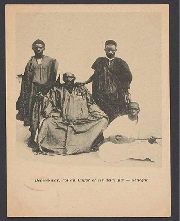 Souvenir: Demba War, le faiseur de roi du Cayor qui avait intronisé Lat Dior Diop