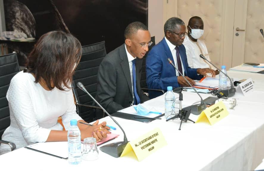 Eradication des bidonvilles, production de logements à l'horizon 2035: Abdoulaye Saydou Sow installe le Conseil d'administration de la Safru