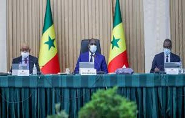 Conseil des Ministres: L'intégralité du Communique de la Réunion du Mercredi 06 Janvier 2021