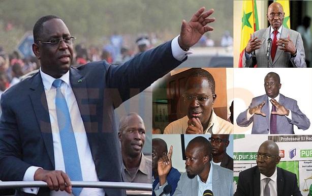 La vieille garde politique phagocytée: Voici la nouvelle force de l'opposition face à Macky Sall