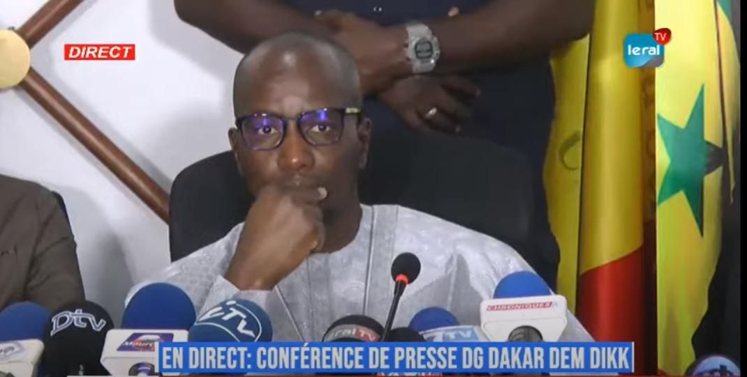 « Plus de 200 agents fictifs...Les deux plus grands restaurants de Ddd gérés par les épouses de Me Moussa Diop » (Boun Khatab Sylla)