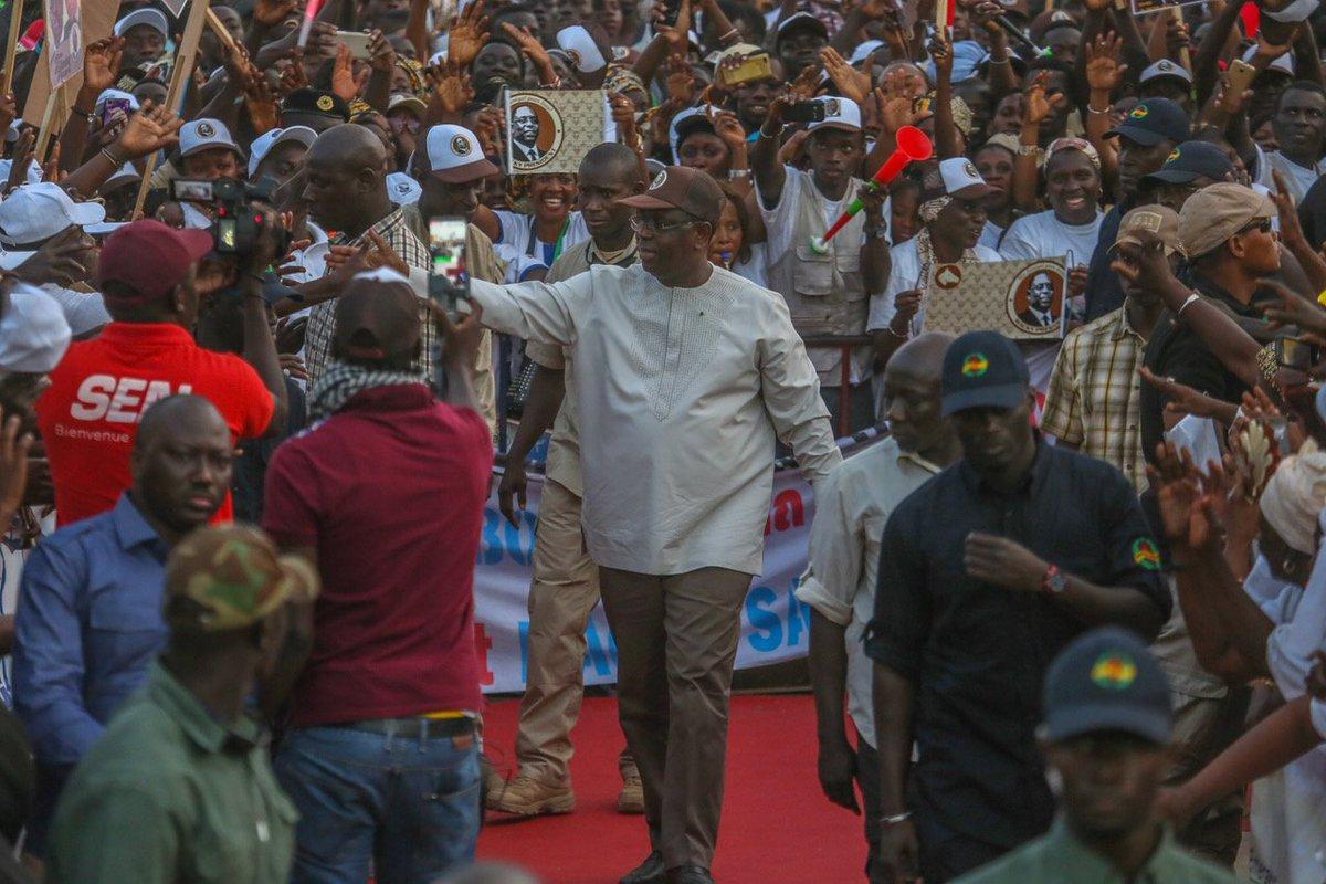 SEN de l'APR: « Le Sénégal a pu éviter la récession économique, grâce au leadership du Président Macky Sall »