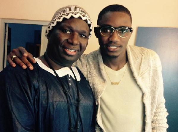 """Premiers pas de Wally Seck en musique : """"Non ! ce n'est pas Thione, mais Salam Diallo"""""""